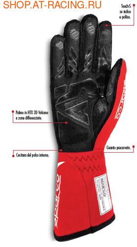 Перчатки Sparco Tide 2020 (фото, вид 1)