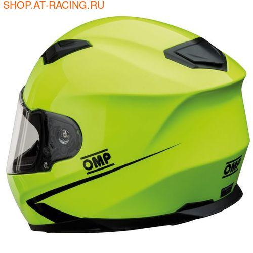 Шлем OMP Circuit Evo (фото, вид 1)