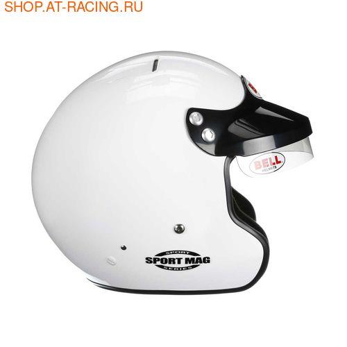 Шлем Bell Mag-1 no Hans (фото, вид 2)