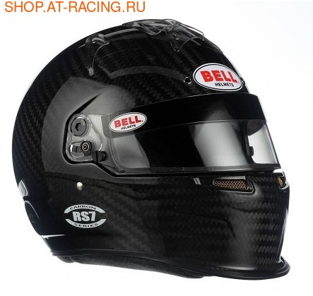 Шлем Bell RS7 CARBON DUCKBILL (фото, вид 1)