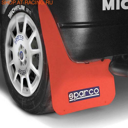 Sparco Комплект брызговиков (фото, вид 1)