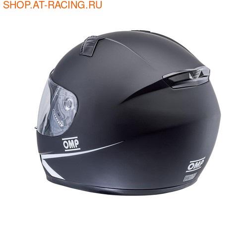 Шлем OMP Circuit Evo (фото, вид 2)