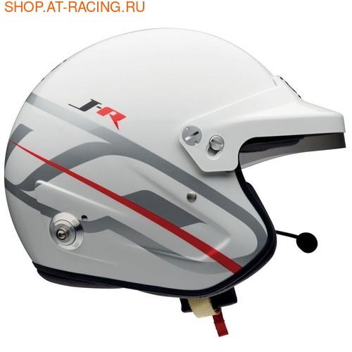 Шлем OMP J-R HANS STEREO INTERCOM (фото, вид 1)
