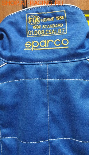 Комбинезон Sparco FIA 1986 (фото, вид 2)
