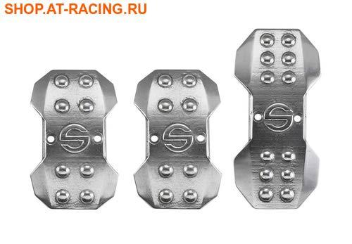 Накладки на педали Sparco Iron