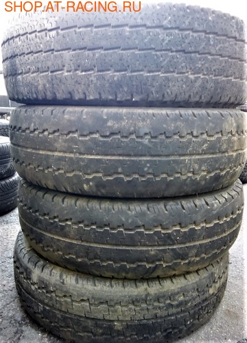 Шины Kumho Radial 857 + Michelin Agilis 81 (фото)