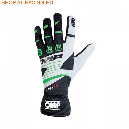Перчатки OMP KS-3 MY2018 (фото)
