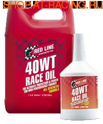 Redline Oil Масло моторное спортивное 40WT