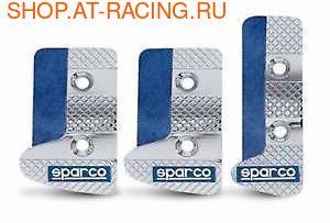 Sparco Накладки на педали Smart (фото)