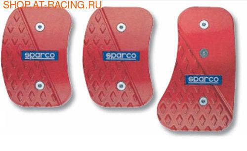 Накладки на педали Sparco Fast