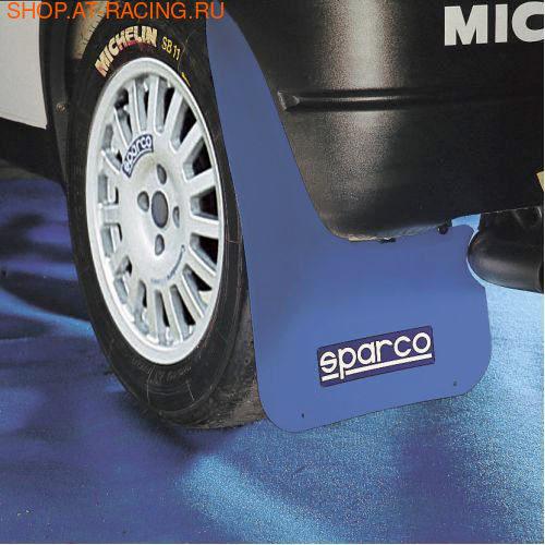 Sparco Комплект брызговиков (фото)