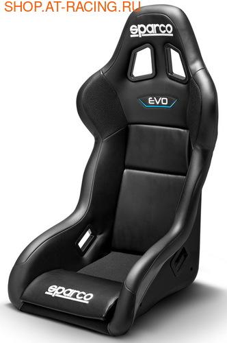 Спортивное сиденье (ковш) Sparco Evo QRT Sky (фото)