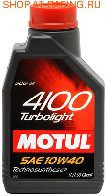 Motul Motul 4100 Turbolight