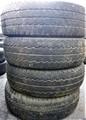 Шины Kumho Radial 857 + Michelin Agilis 81