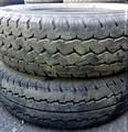 Шины Dunlop SP LT5