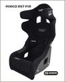 Спортивное сиденье (ковш) Mirco RS 7