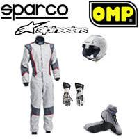 ���������� ��� ���������� Sparco, OMP, Alpinestars