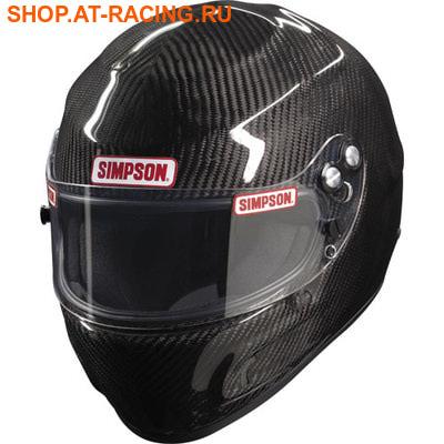 Шлем Simpson Devil Ray (фото, вид 1)