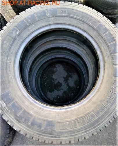 Шины Kumho Radial 857 + Michelin Agilis 81 (фото, вид 1)