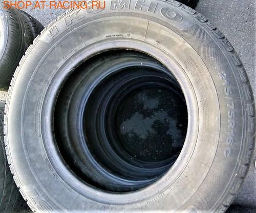 Шины Kumho Radial 857 + Michelin Agilis 81 (фото, вид 2)