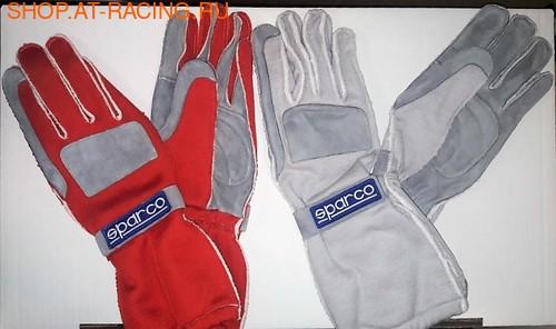Перчатки Sparco Fast Tech (фото, вид 2)