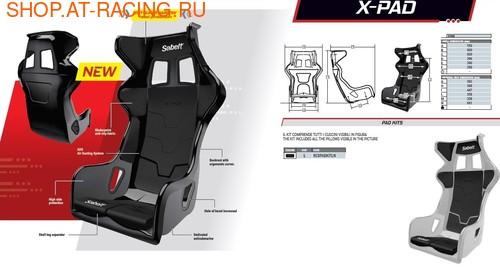 Спортивное сиденье (ковш) Sabelt XPad (фото, вид 1)