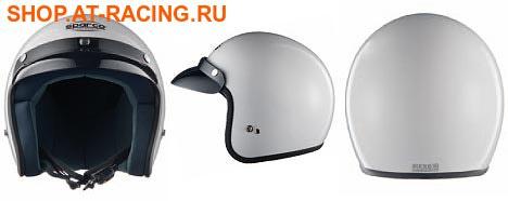 Шлем Sparco Club J-1 (фото, вид 1)