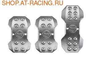 Накладки на педали Sparco Накладки на педали