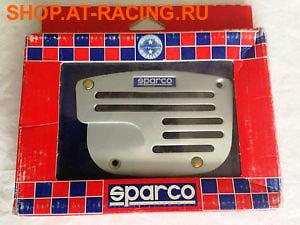 Накладки на педали Sparco Strip (педаль тормоза)