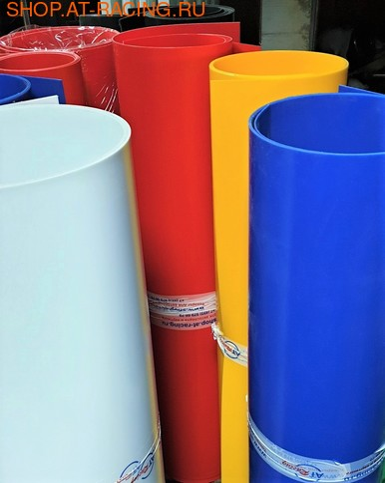 Пластик для брызговиков и расширителей арок. Толстый 4 мм